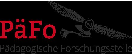 Logo der Pädagogischen Forschungsstelle